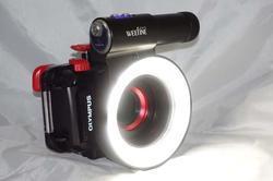 Set Olympus TG5 + pouzdro + světlo - 1