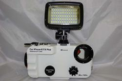 Set Pouzdro Sea Frogs pro Smart Phone + světlo Meikon - 1