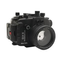 SET Fotoaparát Canon G1X MarkIII + podvodní pouzdro Sea Frogs - 1