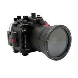 Podvodní pouzdro SeaFrogs pro Sony A7RIII - 1