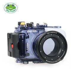 Set Sony RX100 + pouzdro SeaFrogs - 1