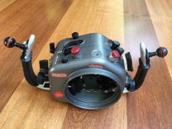 Prodám kompletní UW foto sestavu Nikon D300 + Sealux - 1