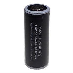 Akumulátor Weefine Li-Ion 26650