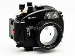Podvodní pouzdro Meikon pro Olympus E-P5 17 mm - 1