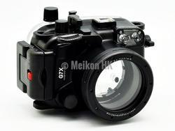 Podvodní pouzdro Meikon pro Canon G7X - 1