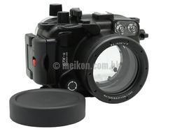 Podvodní pouzdro Meikon pro Canon G7X MarkII - 1