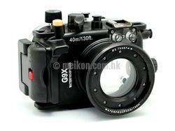 Podvodní pouzdro Meikon pro Canon G9X - 1