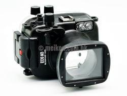Podvodní pouzdro Meikon pro Canon EOS M3 18-55 - 1