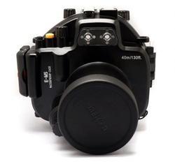 Podvodní pouzdro Meikon pro Olympus E-M5 12-50 mm - 1