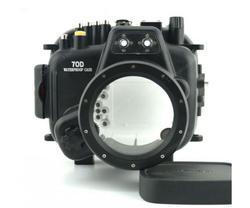 Podvodní pouzdro Meikon pro Canon EOS 70D - 1