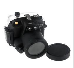 Podvodní pouzdro Meikon pro Canon EOS 550D - 1