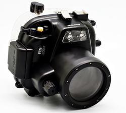 Podvodní pouzdro Meikon pro Canon EOS 600D - 1