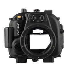 Podvodní pouzdro Meikon pro Canon EOS 650D/700D - 1