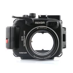 Podvodní pouzdro Meikon (hliník) pro Canon powershot G16 - 1
