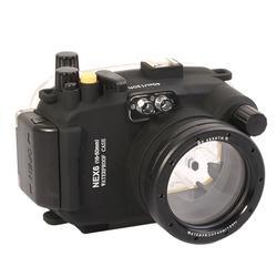 Podvodní pouzdro Meikon pro Sony Nex-6 16-50 mm - 1