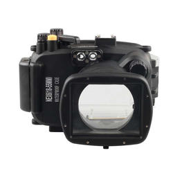 Podvodní pouzdro Meikon pro Sony Nex-6 18-55 mm - 1