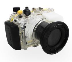 Podvodní pouzdro Meikon pro Sony RX100-II - 1