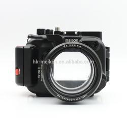 Podvodní pouzdro Meikon (hliník) pro Sony RX100-II - 1