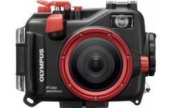 Podvodní pouzdro Olympus PT-050, pro Olympus XZ-1