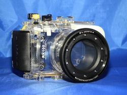 Podvodní pouzdro Meikon pro Sony RX100 - 1