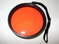 "Ikelite UR-Pro Filter Red 99 (3,9"") - 1"