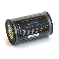 Akumulátor Weefine Li-Ion 18650x4