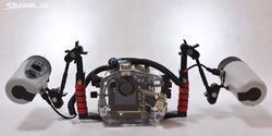 Podvodní Foto set Canon 60D + Ikelite - 2