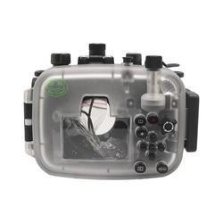 Podvodní pouzdro Sea Frogs pro Canon G1X III - 2
