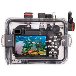 Podvodní pouzdro Ikelite pro Panasonic Lumix ZS50 TZ70 - 2