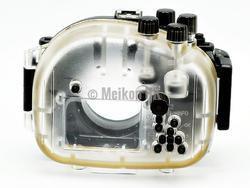 Podvodní pouzdro Meikon pro Olympus E-P5 17 mm - 2