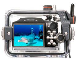 Podvodní pouzdro Ikelite pro Canon SX270, SX280 HS - 2