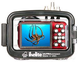 Podvodní pouzdro Ikelite pro Panasonic LUMIX TS25, TS30, FT25, FT30 - 2