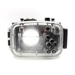 Podvodní pouzdro Meikon pro Sony A5100 - 2