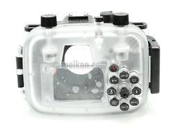 Podvodní pouzdro Meikon pro Canon G5X - 2