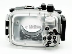 Podvodní pouzdro Meikon pro Canon G7X - 2