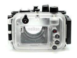 Podvodní pouzdro Meikon pro Canon G9X - 2