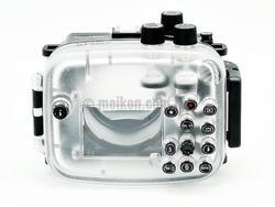Podvodní pouzdro Meikon pro Canon EOS M3 18-55 - 2