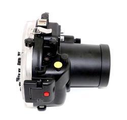 Podvodní pouzdro Meikon pro Olympus E-M1 12-40 mm - 2