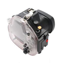 Podvodní pouzdro Meikon pro Canon EOS M2 - 2