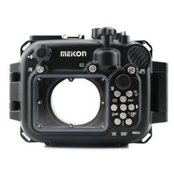 Podvodní pouzdro Meikon (hliník) pro Canon powershot G16 - 2
