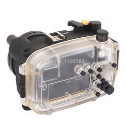 Podvodní pouzdro Meikon pro Sony Nex-6 16-50 mm - 2