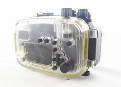 Podvodní pouzdro Meikon pro Sony Nex-6 18-55 mm - 2