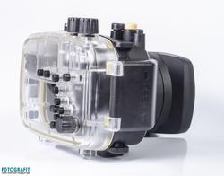 Podvodní pouzdro Meikon pro Sony Nex-7 18-55 mm - 2