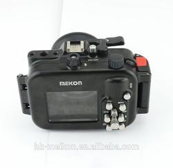 Podvodní pouzdro Meikon (hliník) pro Sony RX100-III - 2