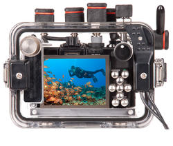 Podvodní pouzdro Ikelite pro Leica D-LUX 6 - 2