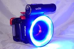 Set Olympus TG5 + pouzdro + světlo - 3