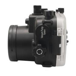 Podvodní pouzdro Sea Frogs pro Canon G1X III - 3