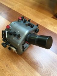 Prodám kompletní UW foto sestavu Nikon D300 + Sealux - 3
