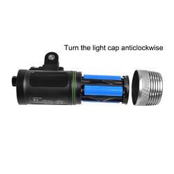 Video světlo SeaFrogs MK-2 - 3