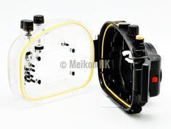 Podvodní pouzdro Meikon pro Olympus E-P5 17 mm - 4